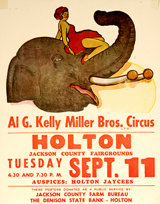 Locals were excited about job opportunities including being a roustabout to help raise the tents. Large circuses hired help for the cook tent.  sc 1 st  Hannah Jennings Design & 12. Circus Posters: Hannahu0027s 2017 Advent Calendar